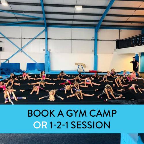 Book Gym Camp