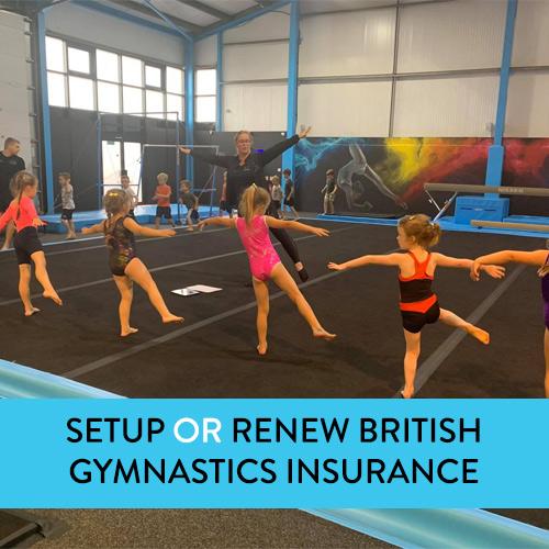 British Gymnastics Insurance